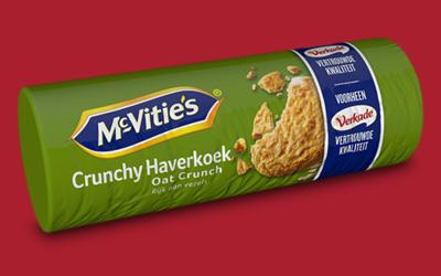Crunchy Haverkoek