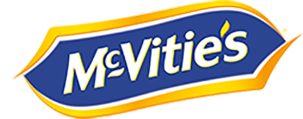 Logo McVities Nederlands
