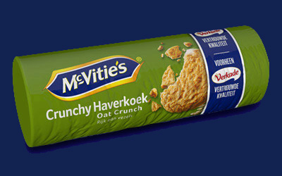 Crunchy Haverkoek
