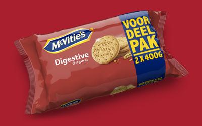 Digestive Original Dubbelpak